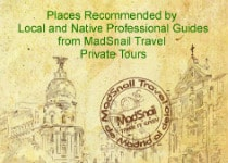 Free Madrid Map Guide with Authentic Content