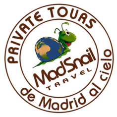 Logo MadsnailTravel, Tapas Tour Madrid