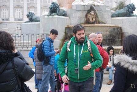 Private Walking Tours Madrid
